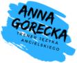 Anna Górecka – trener języka angielskiego